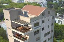 مشروع فاخر: بينسكي في زاوية كيلر الطابق الخامس- طابق اخير وخاص – بينت هاوس