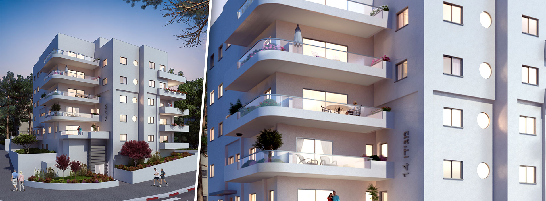 Megido 14 St. Haifa. The one and only garden apartment! 152 Sq.m of Luxury and 140 Sq.m of terrace