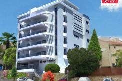 Exclusive sale! 5.5 room apartment at Alexander Yannai St. Carmelia, Haifa