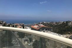 """פרויקט אלכסנדר ינאי 29, כרמליה. דירה 10, הקומה החמישית, 127 מ""""ר + מרפסת לנוף."""