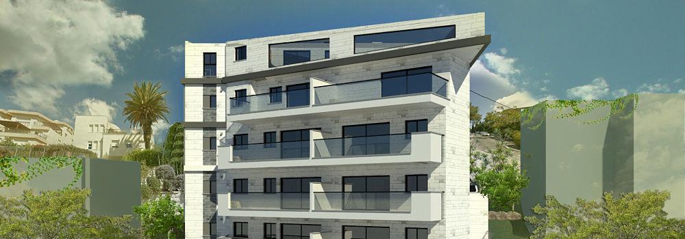 """למכירה בשמבור, תיווך בבלעדיות Pre-Sale דירה 12 בפרויקט """"הירקון 18"""""""