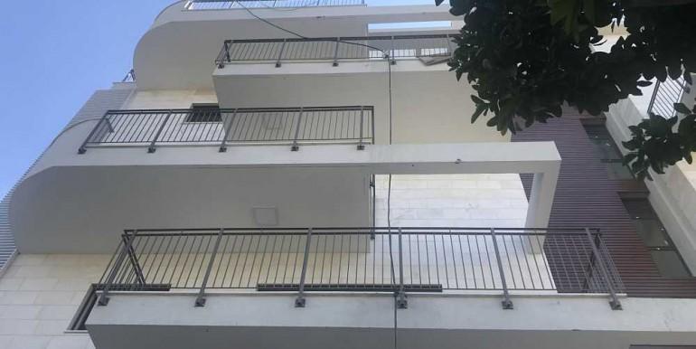 מרפסות הבניין